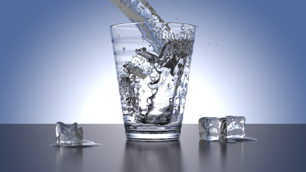 glas water 2