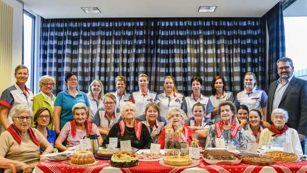 Bake Off Mariatroon - © Geert De Rycke